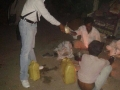 Distribution of Corn Flour