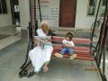 Friendly Visit at 'Suvarna Sandhya' an Old Age Home Near Dholka